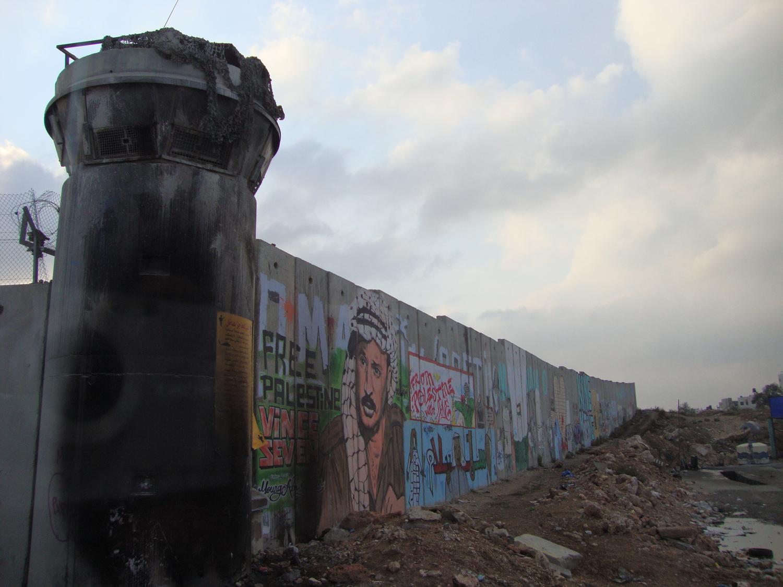 Retour vers Jérusalem, passage par le Mur