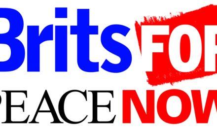 """""""Chroniques pour la Paix"""" avec David Elkaïm : Brit's for Peace Now ou Shalom Akhshav à l'anglaise (2/03/12) – Enregistrement"""