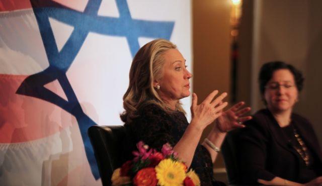 Hillary Clinton invite Israël à négocier avec les Palestiniens modérés