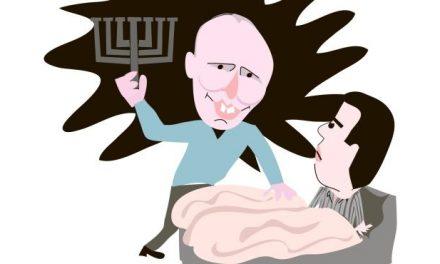 Sayed Kashua est-il allergique au latex ou à Naftali Bennett ?