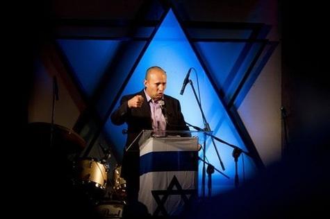 Naftali Bennett: « Je ferai tout ce qui est en mon pouvoir pour faire obstacle à un État palestinien. »