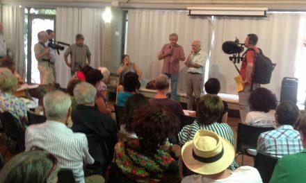 """""""Chroniques pour la Paix"""" avec David Chemla et 4 participants au voyage de JCall (10/05/13) – Enregistrement"""