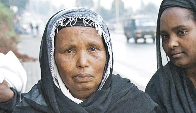 Où l'on voit une septuagénaire éthiopienne incarner les épreuves et tribulations des Falash Mura