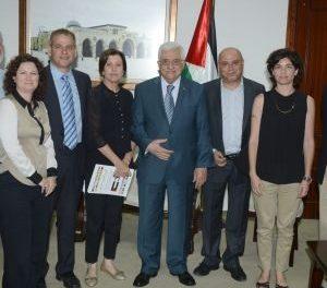 Abbas prouve qu'il est un partenaire de paix, écoutons-le !