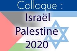 « Israël-Palestine 2020 » – Deuxième colloque européen de nos amis de JCall (6/10/2013)