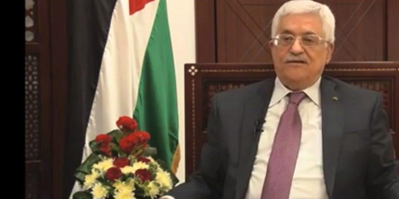 Entretien avec Mahmoud Abbas