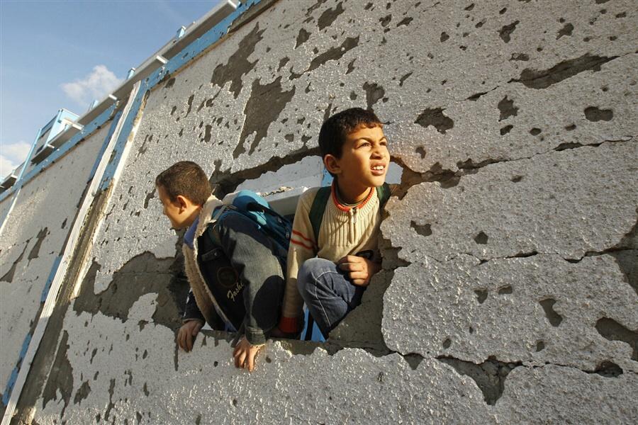 Manifeste : Libérez la jeunesse de Gaza!