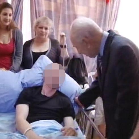 Shimon Pérès: « Gaza doit être rendue à Abbas »
