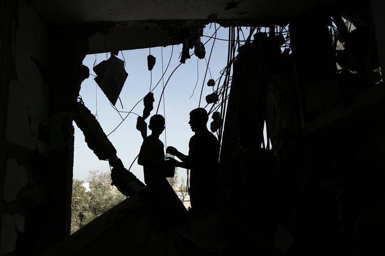 Gaza rend Israël fou