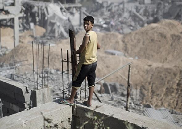 Le défi de  Gaza