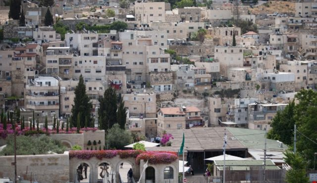 """Jérusalem-Est reste  """"arabe"""" en dépit de la colonisation, disent les chiffres"""