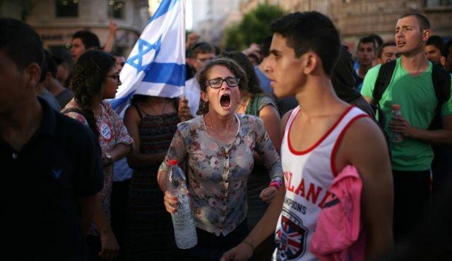 Jérusalem, une ville qui part en lambeaux