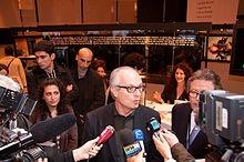 """""""Chroniques pour la Paix"""" avec l'ambassadeur Daniel Schek (5/12/2014) – Enregistrement"""