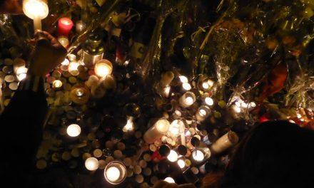 Allocution du président Reuven Rivlin aux funérailles des victimes de l'attentat au supermarché casher