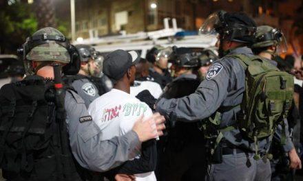 De jeunes Éthiopiens-Israéliens revendiquent un minimum de respect