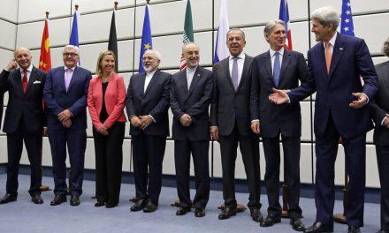 L'accord avec l'Iran