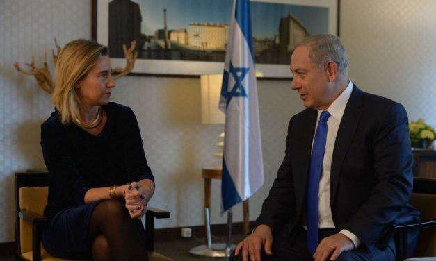 Israël/Europe: fin des rodomontades ?