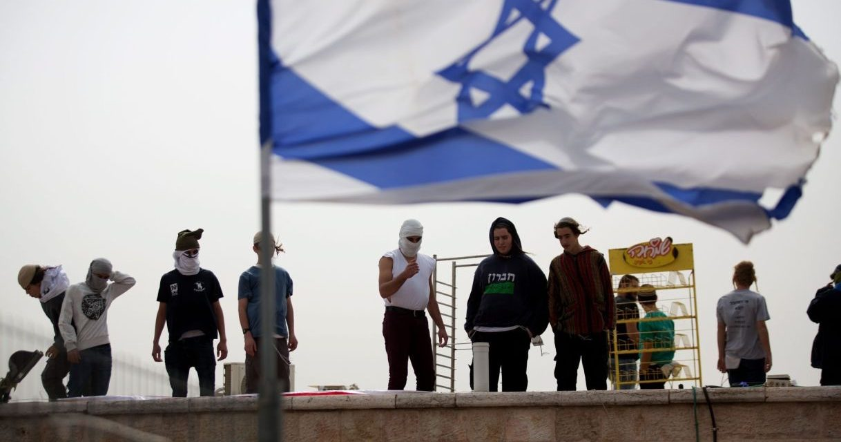 Un équivalent juif de l'État islamique