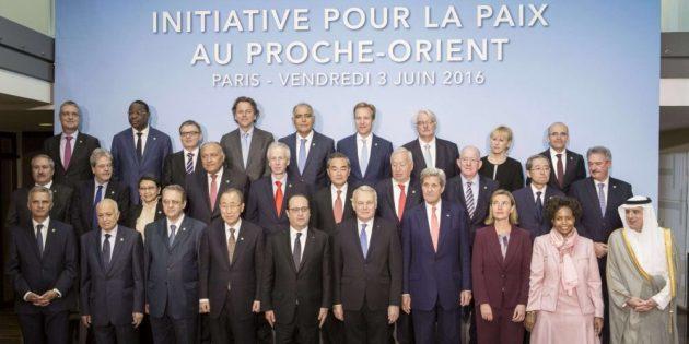 Le sommet de la paix à Paris va rééquilibrer le pouvoir entre Israël et la Palestine