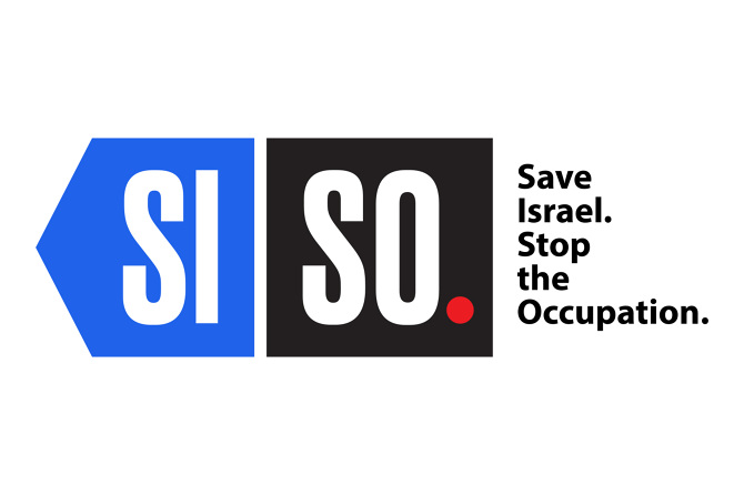 SISO: Save Israel. Stop the Occupation