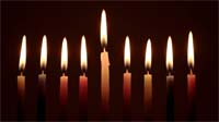 Joyeux 'Hanouka à tous, toutes !