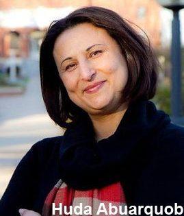 Jeudi 13 décembre à 20h30 au Medem *… rencontre avec  Huda Abuarquob.