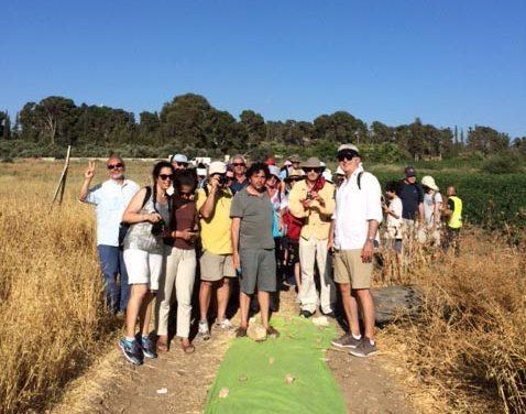 Une autre approche du conflit – LPM/JCall, un séminaire itinérant en Israël & Palestine