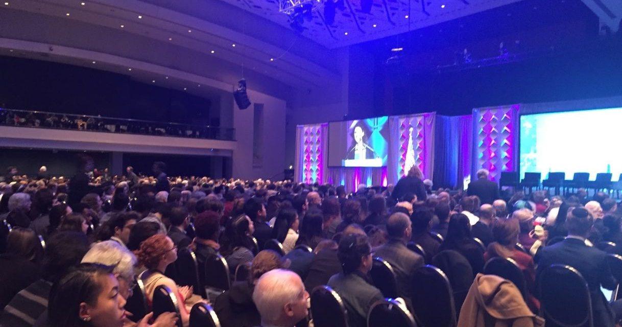 Bernie Sanders à la 6e convention annuelle de JStreet – « On peut être pro-Israël et en réprouver le gouvernement »