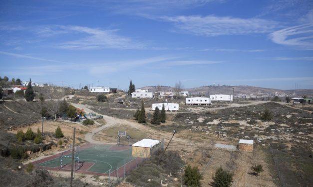 Annexer la Cisjordanie serait un suicide économique