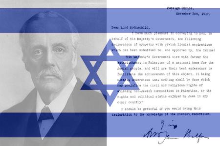 Regard sur la déclaration Balfour avec Philippe Boukara