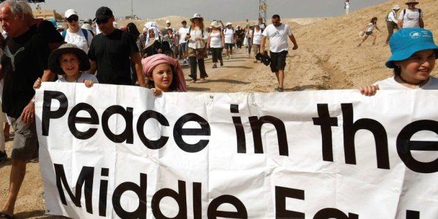Les avancées politiques du camp de la paix