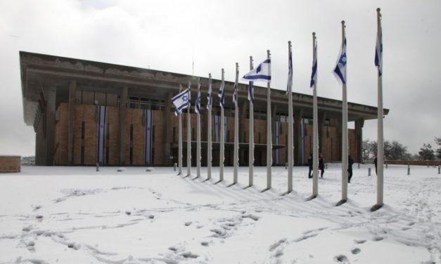 Israël au défi de sa démocratie …
