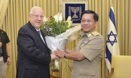 Israël, partenaire en génocides