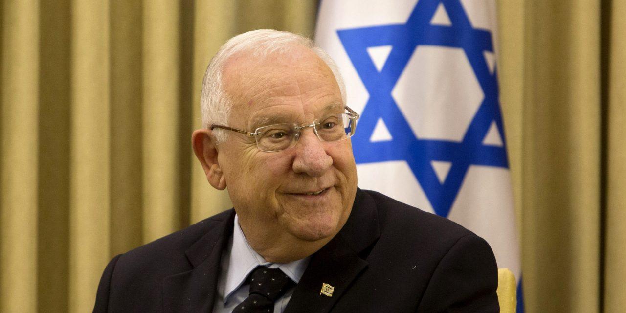 Il y a un président à Jérusalem