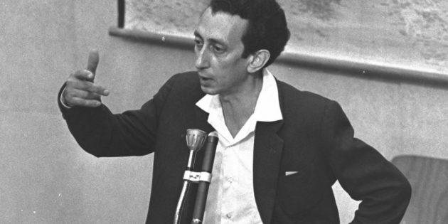 Abba Kovner, le combattant de l'Apocalypse