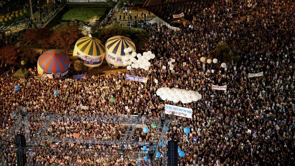 Le camp de la paix … Flou certain ou certain renouveau ?