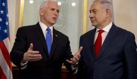 Sur la visite de Mike Pence à Jérusalem