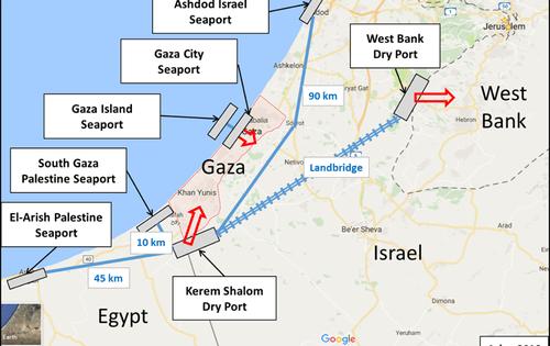 Rencontre lundi 18 juin, 20h30 — Denis Charbit, Israël-Palestine : comment sortir de l'impasse ?