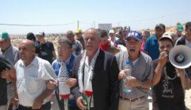 « Dites non aux transferts forcés en Cisjordanie ! »
