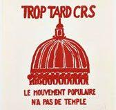 """Souvenirs, souvenirs… Il y a cinquante ans, la Sorbonne occupée s'agitait autour du """"conflit israélo-arabe"""""""