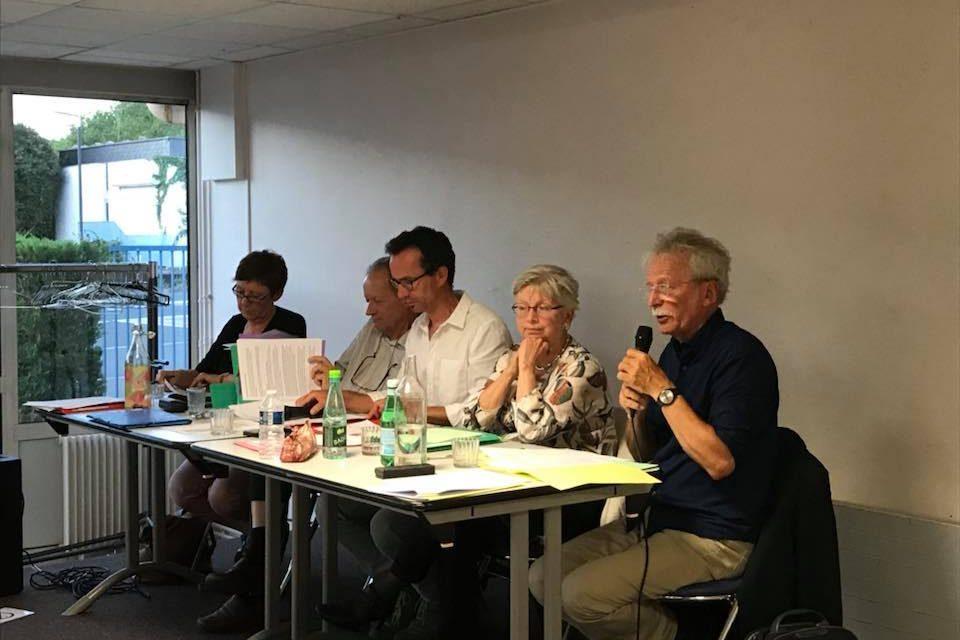 Chroniques pour la Paix du 22 juin 2018 avec Cécile Parent — Enregistrement