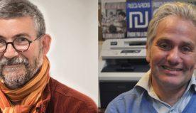 """""""Israël, la paix, le grand débat"""" entre Dominique Vidal et Denis Charbit"""