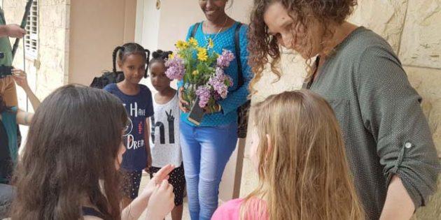 « Les kibboutzim s'impliquent dans l'aide aux demandeurs d'asile »