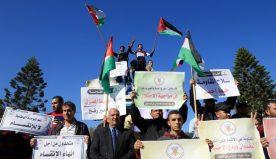 """""""Ces divisions qui menacent l'avenir de la Palestine"""""""