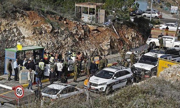 La course d'Israël pour contenir la violence à Ramallah
