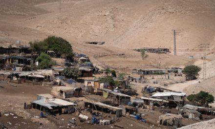 Politique foncière d'Israël (2) | Khan al-Ahmar et attributions de terres domaniales en Cisjordanie (Hagit Ofran)