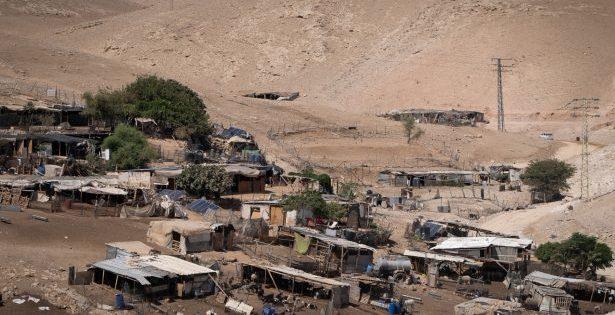 Politique foncière d'Israël (2)   Khan al-Ahmar et attributions de terres domaniales en Cisjordanie (Hagit Ofran)