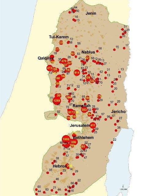 Rapport annuel sur la colonisation 2018 Aperçu sur 10 ans de mandature de Benjamin Netanyahu