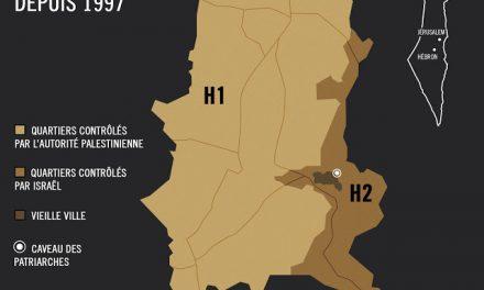 Utiliser le massacre de 1929 pour justifier l'occupation
