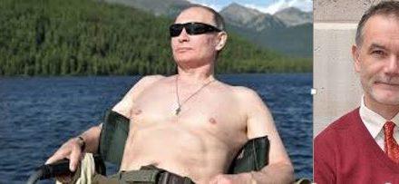 """LUNDI 25 NOVEMBRE à 20h45 au CBL …. JEAN-PIERRE FILIU  """"Le moment Poutine au Moyen-Orient"""""""